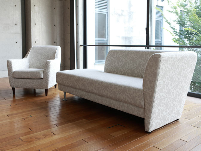 Sofa 1P, DIVER Couch